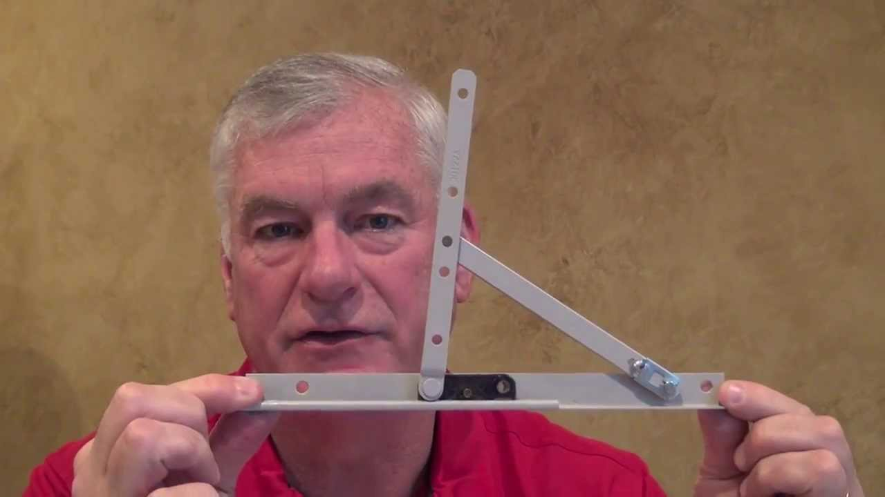 Truth Concealed Awning Hinge Youtube