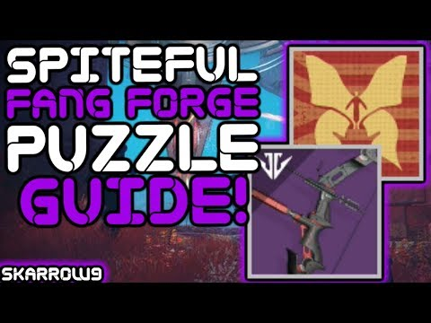Destiny 2 - SECRET Meyrin's Vision Emblem FINALLY FOUND!!! (French Forge Puzzle Guide) thumbnail