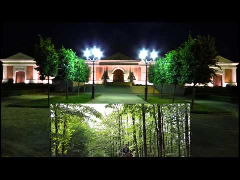 Hymne à la nature, 1 ére vidéo (diaporama) en 4k sur le Puy du Fou, in 4k (Ultra HD)