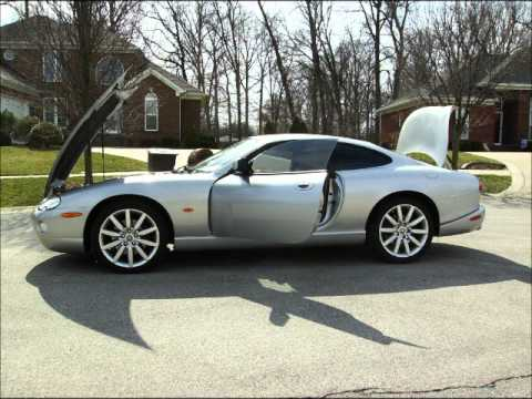 2005 JAGUAR XK8 SPORT COUPE   YouTube