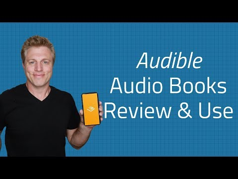 Amazon Audible Review - Audiobooks On IPhone, Echos & Computer