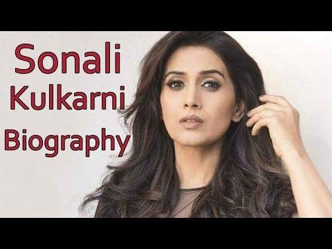 Sonali Kulkarni - Biography