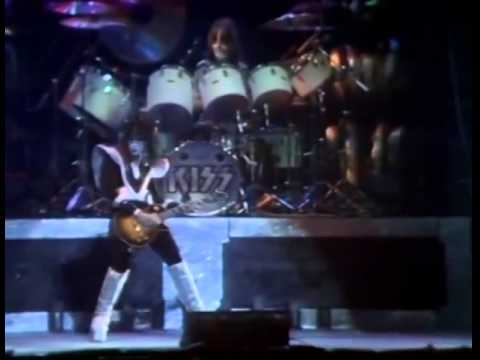 KISS Live In Detroit 1/29/1977 (3rd Night) Rock And Roll Over Tour