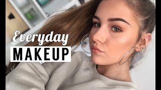 MY EVERYDAY MAKEUP ROUTINE! 10 MINUTES!