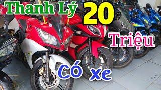 Xã Hàng Moto Giá Rẻ - Cheap Moto - Từ 20 Triệu Bao Hồ Sơ - Anh chủ MỚI Qúa Dễ Thương | Ngố Nguyễn