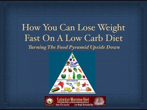 You Can Lose Weight Fast On A Low Carb Diet
