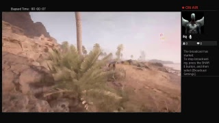 PS4 game play,   Battlefield 1  , 8/16/2018