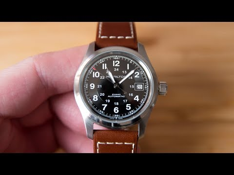 Hamilton Khaki Field Auto 38mm Review | The Best Watch Under $500!