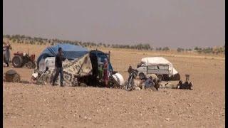 ستديو الآن 07-06-2016 أهالي منبج يفرون من داعش بحثا عن الأمان