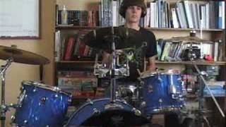 Be My Escape-Relient k (drum cover)