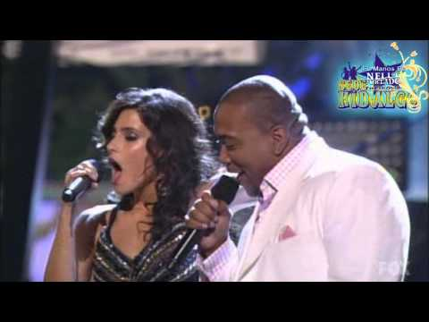 Nelly Furtado Y Timbaland - Promiscuous Girl - Live Teen Choice Awards 2006