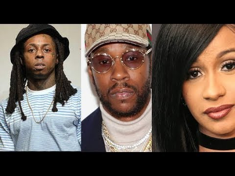 Lil Wayne and 2 Chainz REFUSE to perform before Cardi B! They Cancel Show !