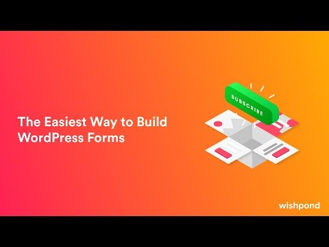 Free Website Forms Builder by Wishpond: Overview