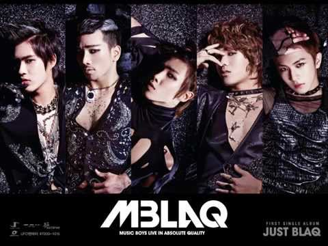 (MP3) MBLAQ-  oh yeah