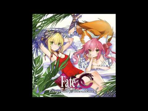 Lunar Mare in Tranquility - Fate/Extra CCC - OST