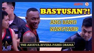 ASARANG NAUWI SA BASTUSAN!   Ano ba ang NANGYARI?   The Abueva-Rivera-Parks Drama