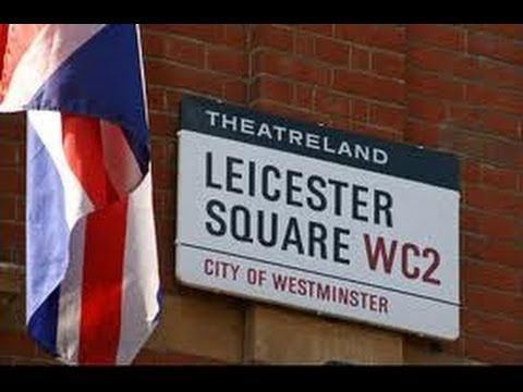 Explore Leicester Square - London: Video Travel Guide