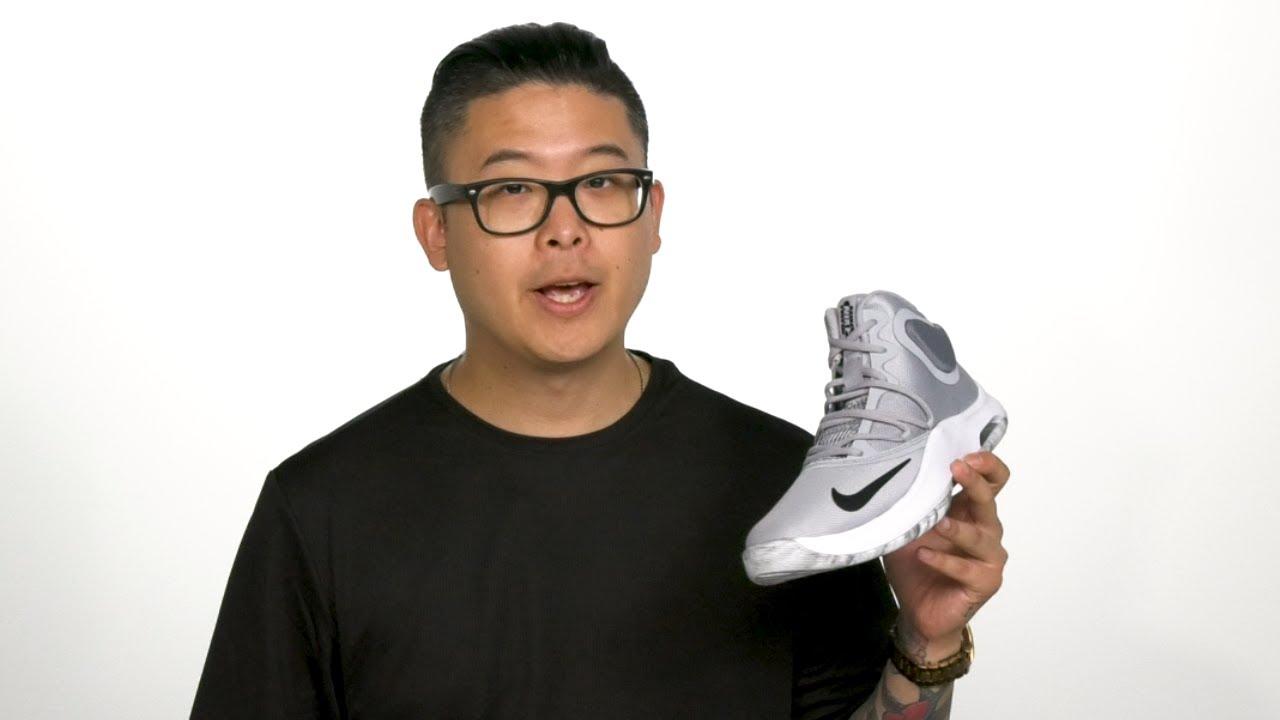 guía Gárgaras Recogiendo hojas  Nike Air Versitile IV SKU: 9219205 - YouTube