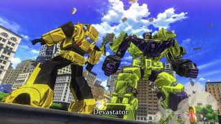 Transformers Devastation Soundtrack - Best of Music Mix