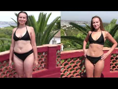 100 Day Juice Feast Before And After Weight Loss Beach