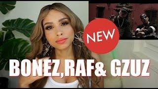 BONEZ MC & RAF CAMORA feat. GZUZ - KOKAIN (prod. by The Cratez & RAF Camora) live Reaktion