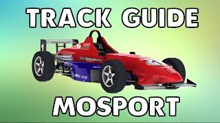 iRacing Skip Barber Track Guide - Canadian Tire Motorsports Park Mosport