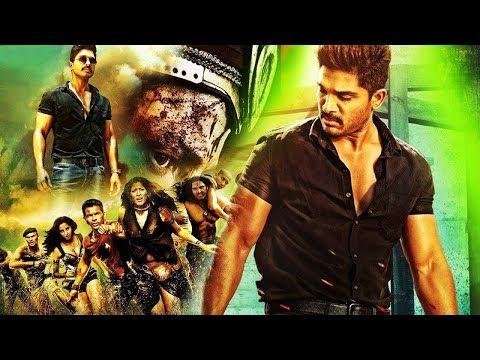 Allu arjun new south Indian Hindi dubet...