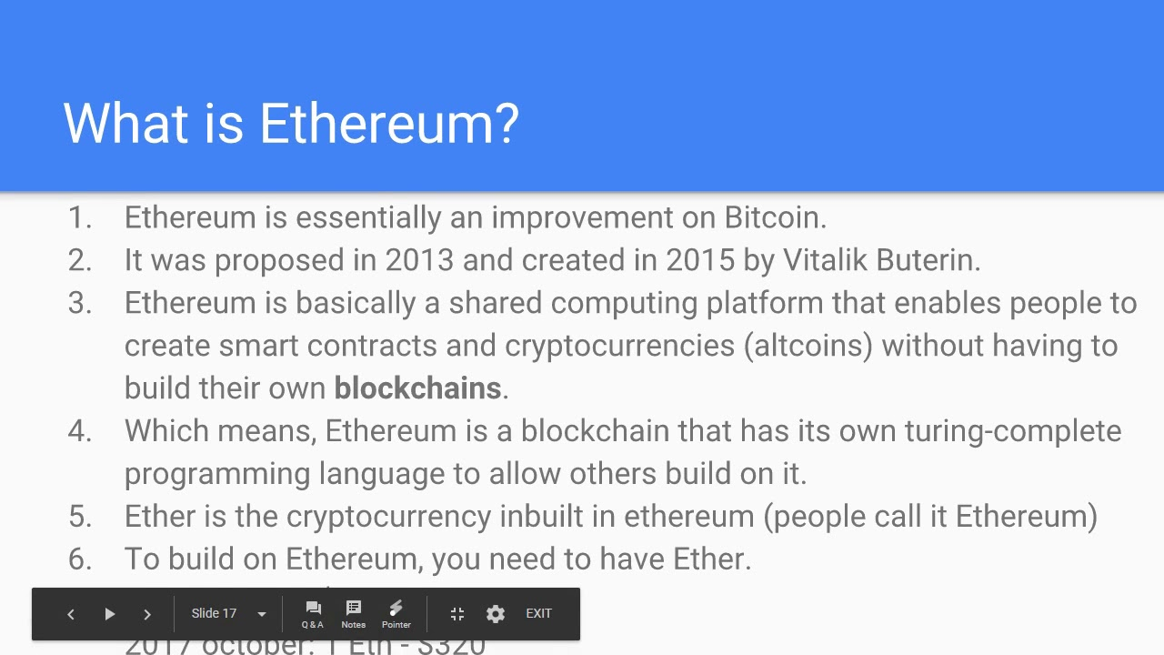 how to make ether ethereum