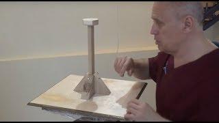Уроки скульптуры и рисунка: портрет человека, часть 1, устройство каркаса