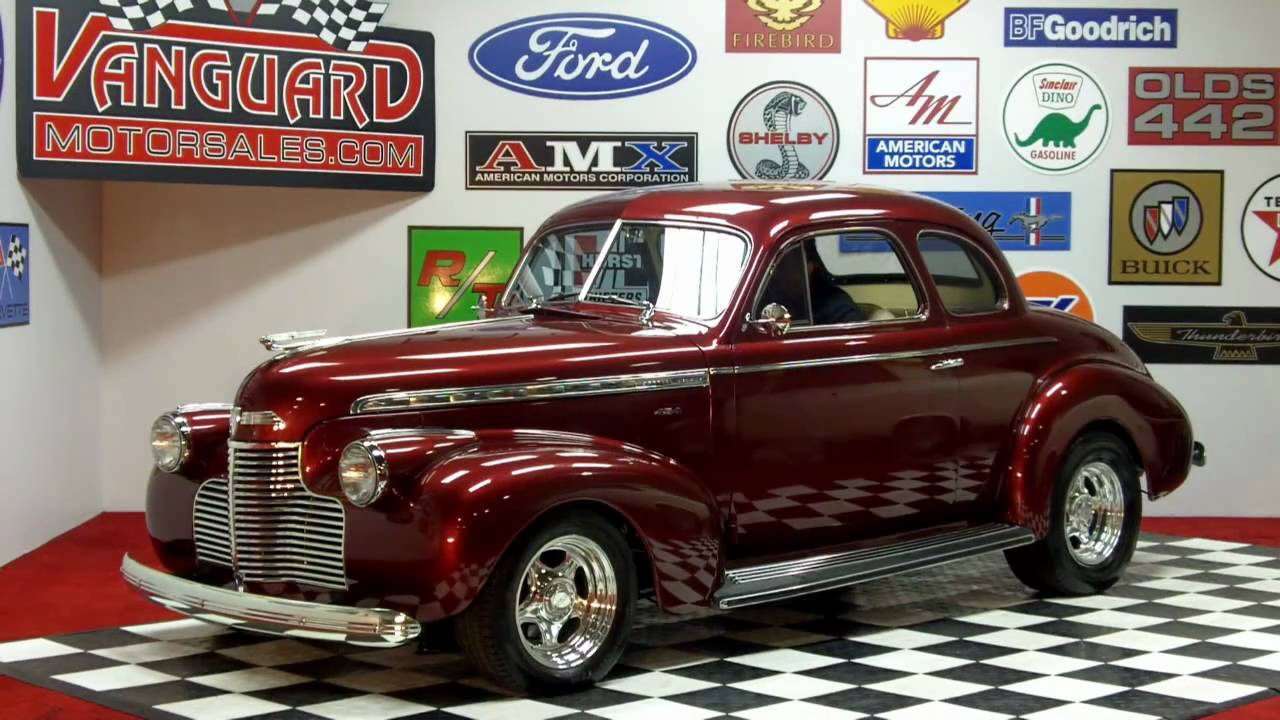 Truck 1940 chevy truck for sale : 1940 Chevy Street Rod 468 Big Block Classic Muscle Car for Sale in ...