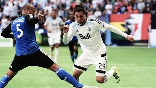 HIGHLIGHTS: Vancouver Whitecaps vs San Jose Earthquakes | July 26, 2015