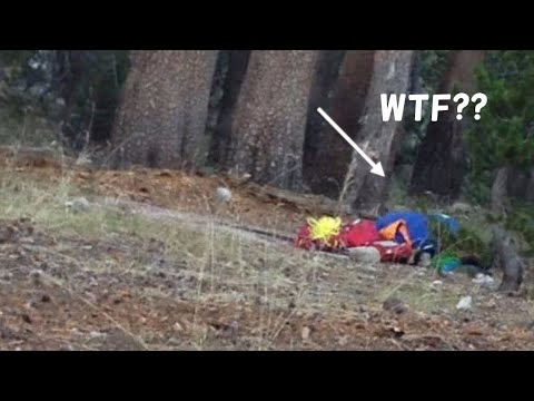 My Scariest Wilderness Story Ever (with Proof)