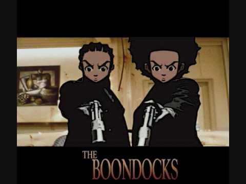 Boondocks Theme song with lyrics