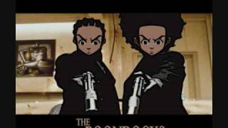 Boondocks Theme song with lyrics