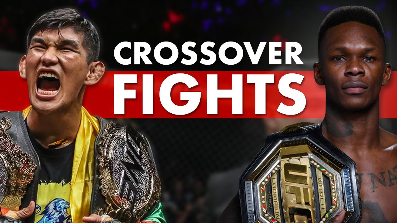 Top 10 Most Needed Crossover Fights In MMA