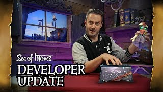 Official Sea of Thieves Developer Update: August 14th 2019