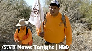 These Volunteers Are Saving Migrant Lives At The U.S.-Mexico Border (HBO) thumbnail