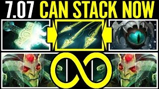 NEW CANCER Spitshot ELECTRIC×ICE Gunner MEDUSA CARRY by Matumbaman Dota 2 7.07 META