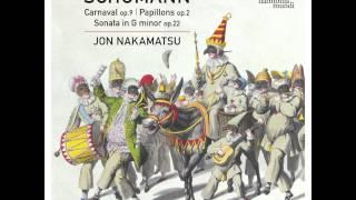 Schumann: Carnaval Op.9 - IV. Valse Noble - Jon Nakamatsu