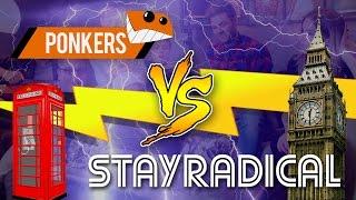 Ponkers VS StayRadical | Aankondiging