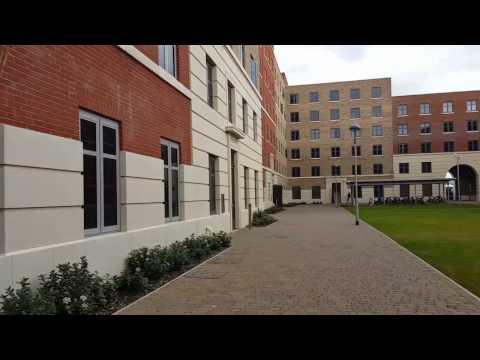 Swansea University Bay Campus Uni - beach and accommodation (MiniVlog