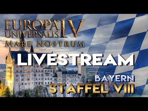Europa Universalis 4 - Staffel 8 Livestream