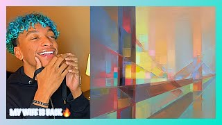 Billie Eilish - everything i wanted (Audio) REACTION!!!!