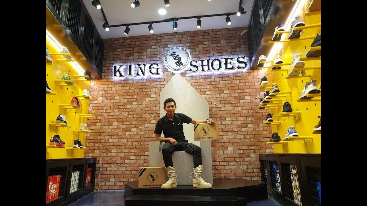 Top Cửa Hàng giày thể thao adidas/ nike chính hãng ở Bà Rịa – Vũng Tàu đến KING SHOES SNEAKER