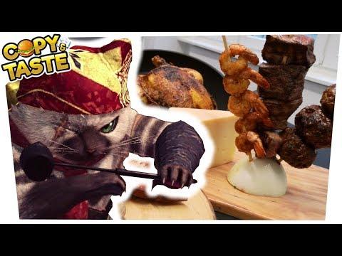 Kochen wie in Monster Hunter World (Meat Platter) 2/2 🥘🍗🍖🥩 Copy & Taste #CaT thumbnail