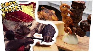 Kochen wie in Monster Hunter World (Meat Platter) 2/2 🥘🍗🍖🥩 Copy & Taste #CaT