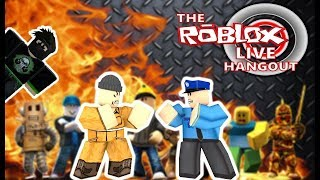 🔴ROBLOX RANDOM GAMES LIVE STREAM / PLAYING WITH SUBSCRIBERS