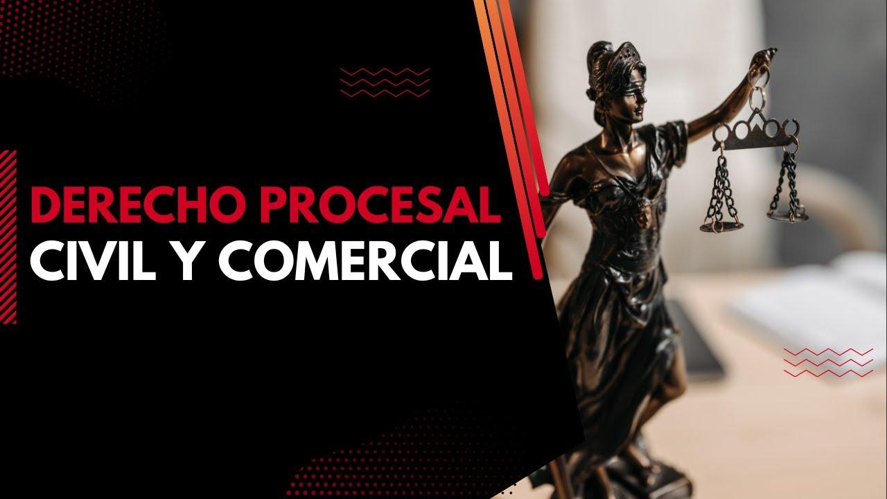 Introducción al Derecho Procesal Civil y Comercial