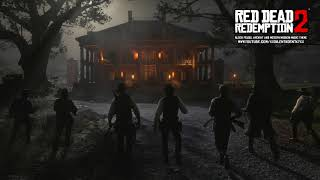 Red Dead Redemption 2 - Blood Feuds, Ancient and Modern (Braithwaite Manor) Mission Music Theme