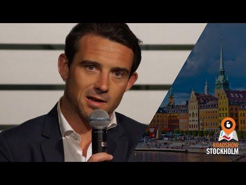 Stockholm - AWRoadshow 2017